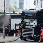 Berlin market truck attack
