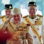 Malaysia crowns new youthful King
