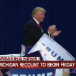 Michigan to begin vote recount