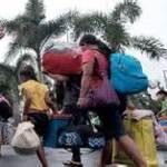 Philippines Braces Super Typhoon on Christmas
