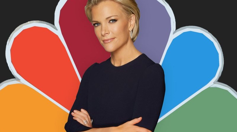 Fox's Megyn Kelly switchs to NBC