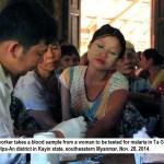 Superbugs threatening global malaria control