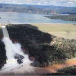 Thousands in California evacuated damaged dam area