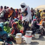 20 millions at risk of starvation in Africa
