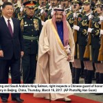Saudi Arabia and China sign $65b deal