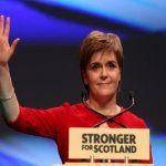 Scottish to seek second referendum for independence