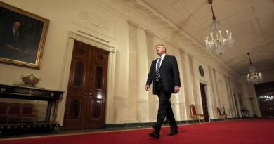 7 Numbers that Shaped President Trump's First 100 Days in Office