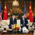 Trump and Xi summit talk
