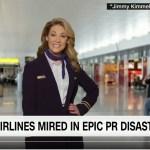 United airline fiasco