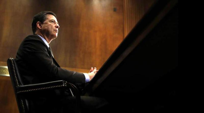 James Comey The Avenger