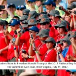 Boy scouts distance themselves from Trump's partisan barbs