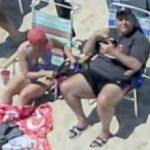 Chris Christie under fire after lounging at closed beach
