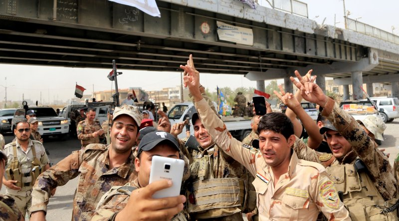 Iraqi declares victory over ISIS in Mosul