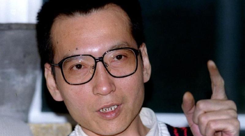 Author and Nobel peace laureate Liu Xiaobo