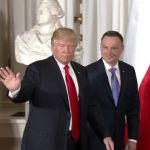 Trump arrives in Poland ahead of G-20 summit