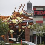 30 people hospitalized after tornado hits Tulsa