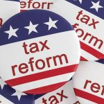 What does tax reform mean?