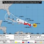 Category 5 hurricane Irma