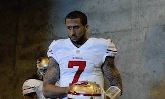 San Francisco 49ers Colin Kaepernick /Courtesy Photo