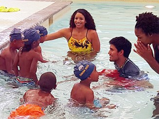 New efforts help Black youth learn to swim. / Courtesy of the USA Swimming Foundation
