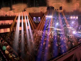 The Theatre at MGM National Harbor. Live Nation will book events and provide ticketing services. /Photo: MGM National Harbor courtesy photto