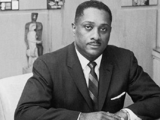 Caption:  John H. Johnson, founder of Ebony and Jet magazines /Courtesy of thefamouspeople.com