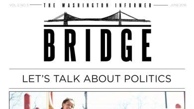 Washington Informer Bridge, June 2016