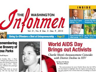 Washington Informer, December 3, 2015