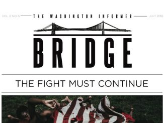 Washington Informer Bridge, July 2016