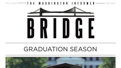 Washington Informer Bridge, May 2016