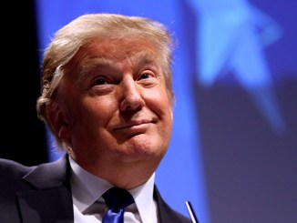 Donald Trump speaks at CPAC in Washington, D.C., on Feb. 10, 2011.