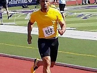 William Johns is running in the World Masters Games. (Courtesy photo)