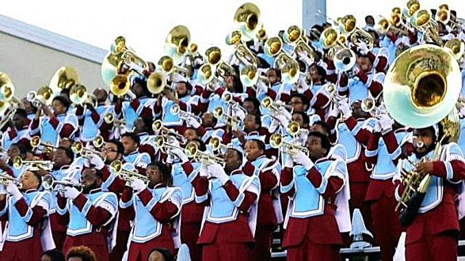 Talladega College Marching Band (Courtesy photo)