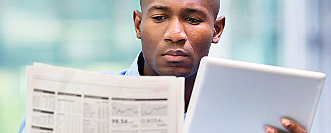 Black millennials have made great progress in closing the digital divide. /Courtesy photo