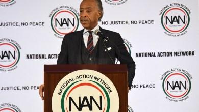 Rev. Al Sharpton's National Action Network hosts the annual Martin Luther King Jr. breakfast in Washington, D.C. on Jan. 16. (Travis Riddick/The Washington Informer)
