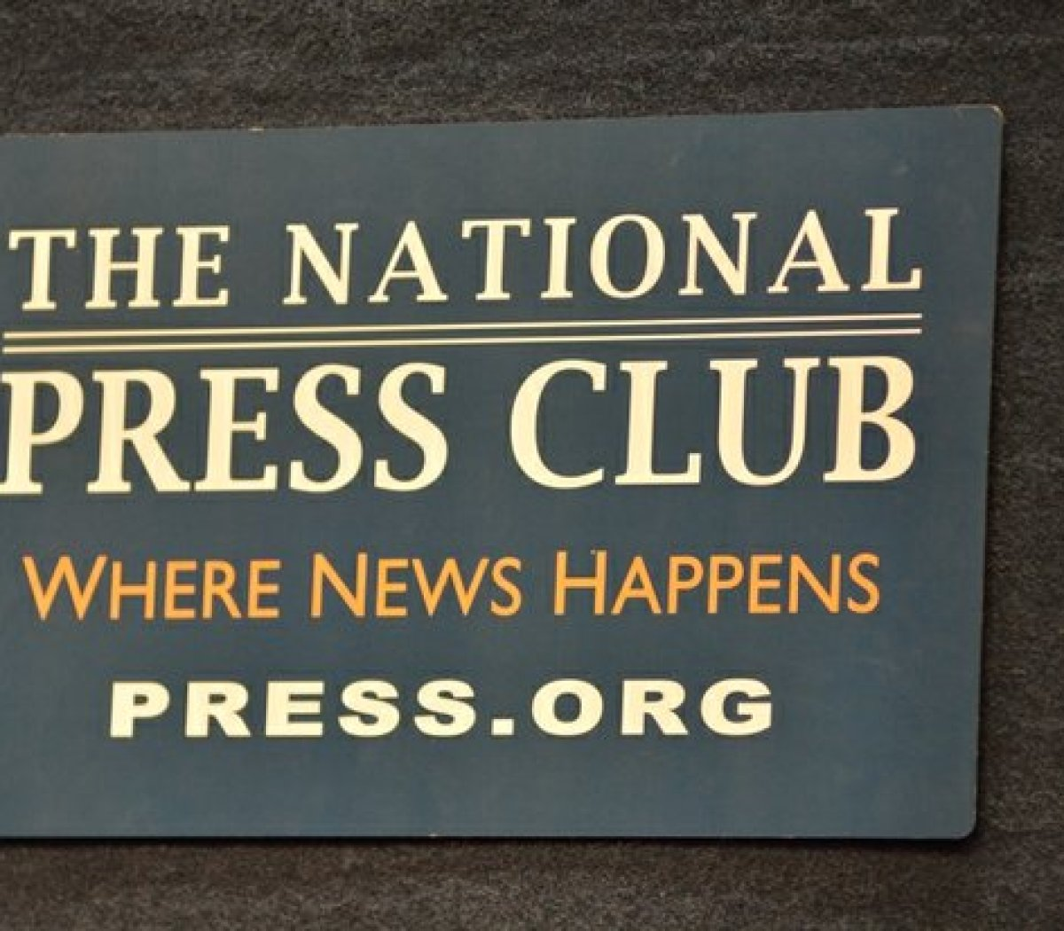 The National Press Club served as the meeting place for the Sixth Annual Stateswomen for Justice Luncheon, Thursday, March 31, 2016 in Northwest. /Photo by Patricia Little @5feet2