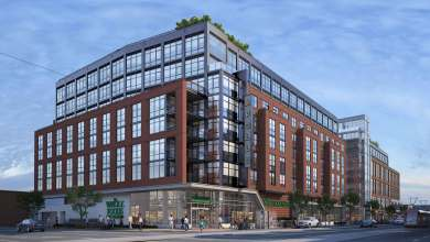 Digital rendering of Whole Foods Market on H Street NE opening on March 15 (Courtesy of Whole Foods Market)