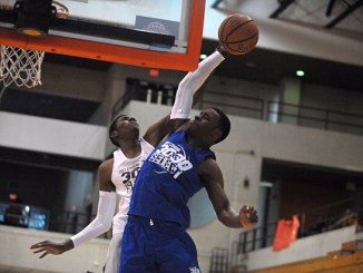 Action from the 30x30 Select Combine (Courtesy of Ricky Goings/Everyone Deserves a Shot)