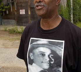 Simeon Wright, the cousin of Emmett Till (Courtesy photo)