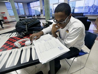 African-Americans are disproportionately affected by student loan defaults. (Courtesy photo)