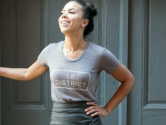 Dionna Dorsey, creator of District of Clothing (Courtesy photo)