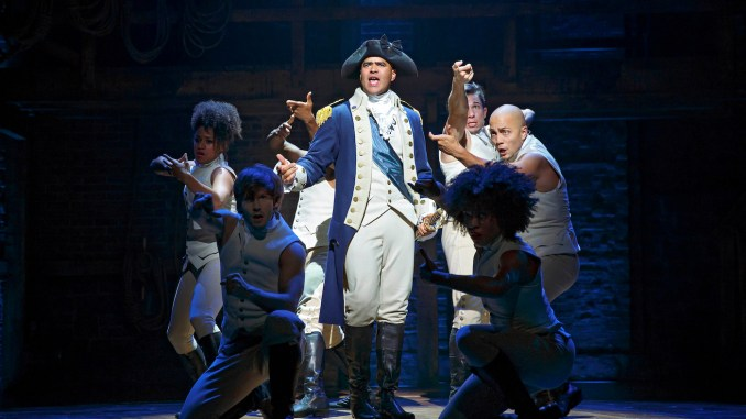 """""""Hamilton"""" remains the hottest and most elusive ticket on Broadway."""