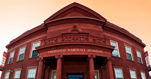 Courtesy of Thurgood Marshall Academy