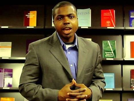 Jomo Kenyatta Johnson, pastor and founder of Church For Black Men, is coming to D.C. (Courtesy of Jomo Kenyatta Johnson)