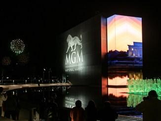 MGM National Harbor casino resort celebrated their one-year anniversary on December 8. (Shevry Lassiter/The Washington Informer)