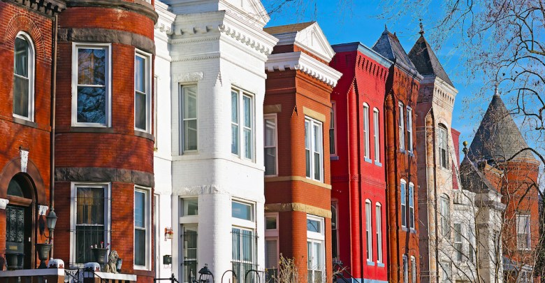 D.C. is second only to New York in the number of multimillion-dollar homes. (Courtesy photo)