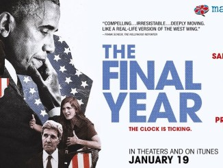 "An advertisement for ""The Final Year"" (Courtesy photo)"