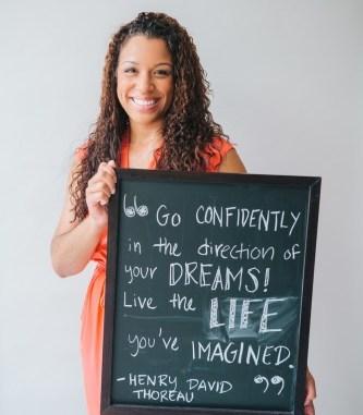 Nicole Lewis founded Generation Hope, a D.C. nonprofit. (Courtesy photo)