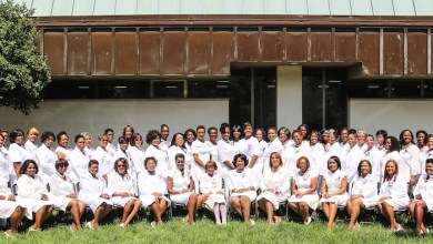 The Ladies of PGCC 2017-18 (Courtesy photo)