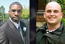 Terrence Sterling and Brian Trainer